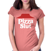 Pizza funny Womens Fitted T-Shirt