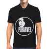 Pj Harvey Singer Retro Mens Polo