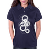 Plague Doctor Gears Womens Polo