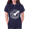 Planet Express Funny Womens Polo