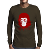 Planet Of The Apes Rise Mens Long Sleeve T-Shirt