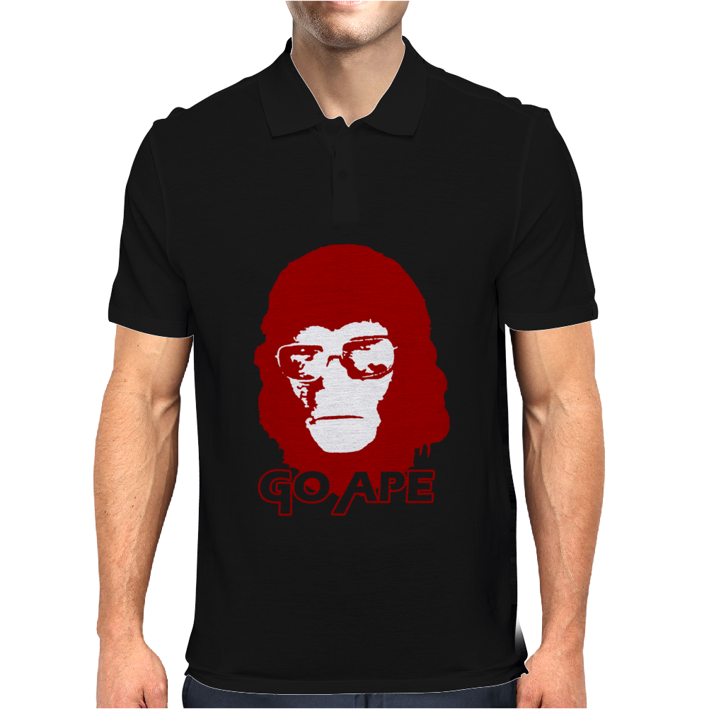 Planet Of The Apes Rise Mens Polo