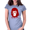Planet Of The Apes Rise Womens Fitted T-Shirt