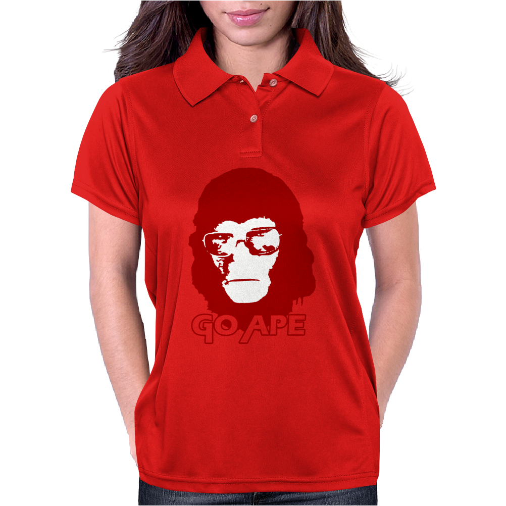 Planet Of The Apes Rise Womens Polo