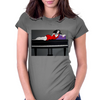 PLAY IT  AGAIN SAM Womens Fitted T-Shirt