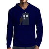 Play It Cool Dr. Who Mens Hoodie