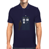Play It Cool Dr. Who Mens Polo