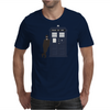 Play It Cool Dr. Who Mens T-Shirt
