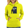 Play It Cool Dr. Who Womens Hoodie