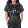 Play It Cool Dr. Who Womens Polo