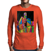 Playing the Bass Mens Long Sleeve T-Shirt