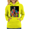 Playing the Bass Womens Hoodie