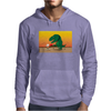 Playing with T-Rex Mens Hoodie