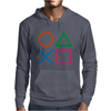 PLAYSTATION CONTROLLER PS2 PS3 Mens Hoodie