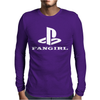 Playstation Inspired FAN Mens Long Sleeve T-Shirt
