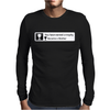 Playstation Trophy Became a Mother Mens Long Sleeve T-Shirt