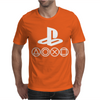 Playstation Vita PS3 PS2 PSone PSP Ultra cool Mens T-Shirt