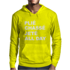 PLIE CHASSE JETE ALL DAY Mens Hoodie