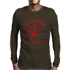 Plisskens Escape From New York Inspired Mens Long Sleeve T-Shirt
