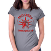 Plisskens Escape From New York Inspired Womens Fitted T-Shirt