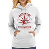 Plisskens Escape From New York Inspired Womens Hoodie