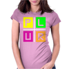 PLUR Womens Fitted T-Shirt