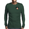 Pocket Goku Mens Long Sleeve T-Shirt