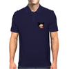 Pocket Goku Mens Polo