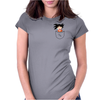 Pocket Goku Womens Fitted T-Shirt