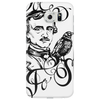 Poe Tattoo Phone Case
