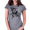 Poe Tattoo Womens Fitted T-Shirt