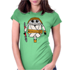 Pogo Rey Womens Fitted T-Shirt