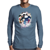 Pois Revenge Mens Long Sleeve T-Shirt