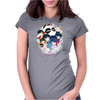 Pois Revenge Womens Fitted T-Shirt