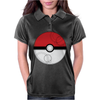 Pokeball Womens Polo