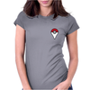 Pokemon Go Pin Womens Fitted T-Shirt