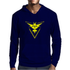 Pokemon Go - Team Instinct Mens Hoodie