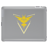 Pokemon Go Team Instinct Tablet