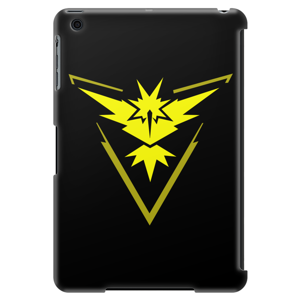 Pokemon Go - Team Instinct Tablet