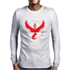 Pokemon Go Team Valor Mens Long Sleeve T-Shirt