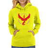 Pokemon Go Team Valor Womens Hoodie