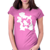 Pokemon Squitle Evolution Tee Womens Fitted T-Shirt