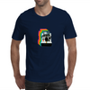 Polaroid Instant Rainbow Mens T-Shirt