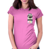 Polaroid Land Camera Womens Fitted T-Shirt