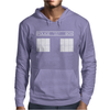 Police Public Call Box Mens Hoodie