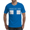 Police Public Call Box Mens T-Shirt