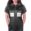 Police Public Call Box Womens Polo