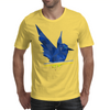 Polygon Bird Mens T-Shirt