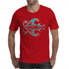 Polynesian Wave Mens T-Shirt