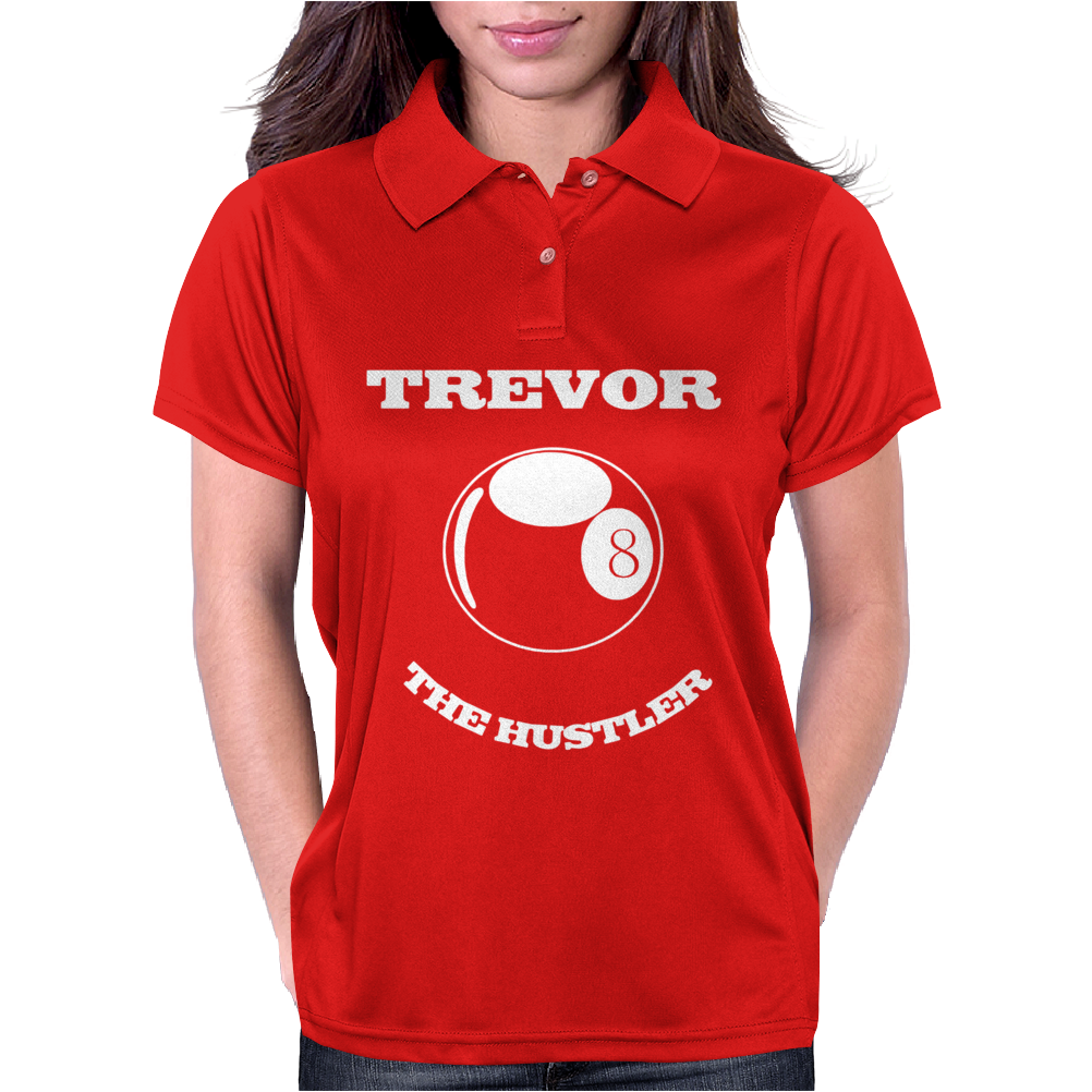 Pool Personalised Womens Polo